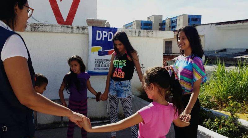 DPD incentiva valores en la sociedad tachirense (2)
