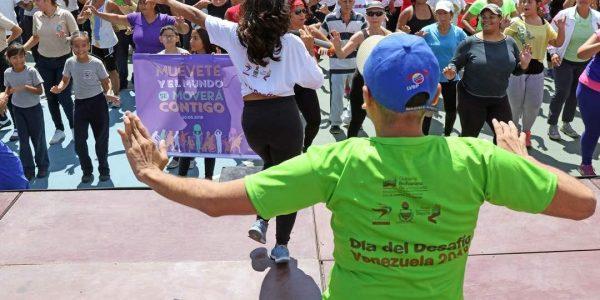 DPD se sumó a celebración del Día del Desafío en todo el país (2)