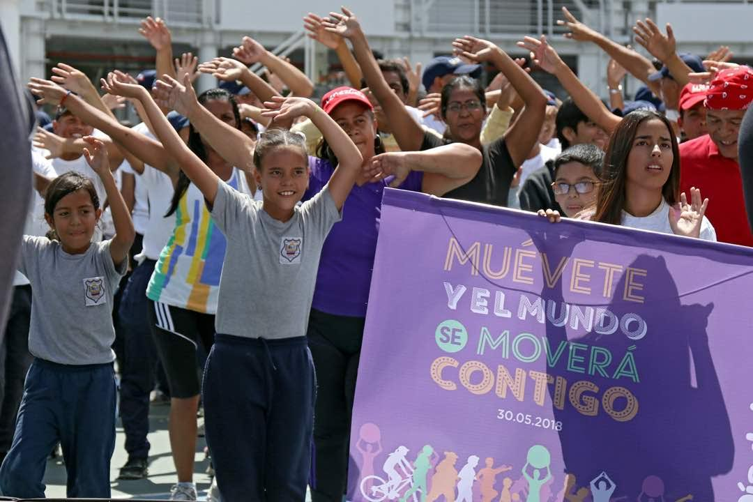 DPD se sumó a celebración del Día del Desafío en todo el país (4)