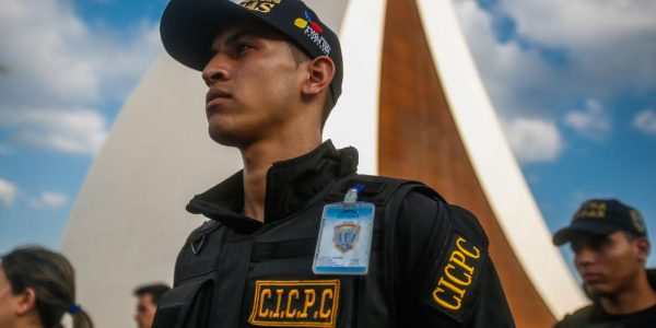 Despligue de seguridad – Cicpc (4)