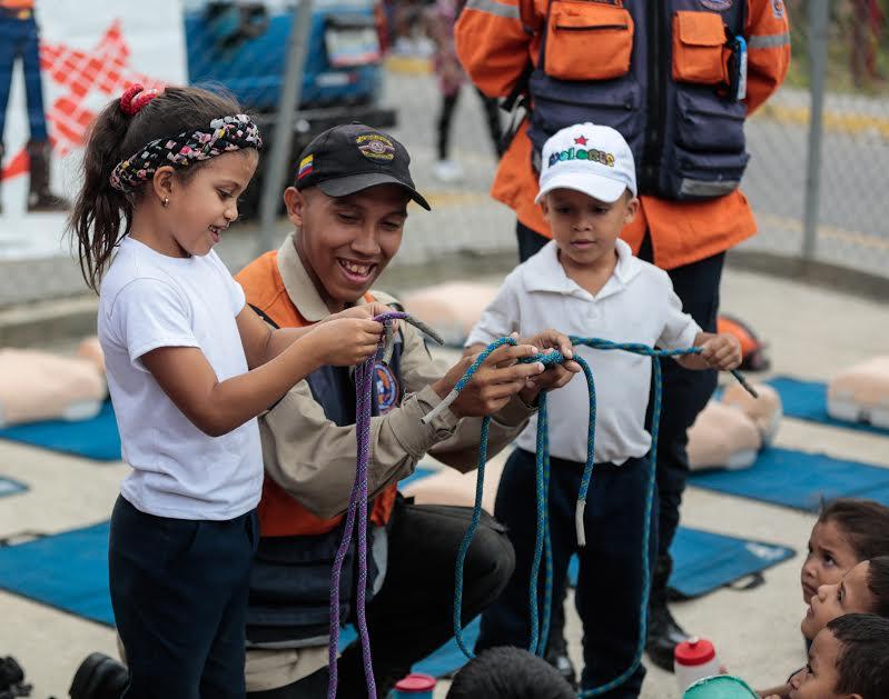Jornada Integral por la Paz se desarrolló en la urbanización Cacique Tiuna de La Rinconada (2)
