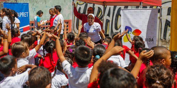 Más de 3 millones de personas beneficiadas con actividades preventivas en el 2018 (7)