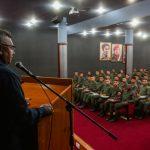 Ministro Reverol fue electo padrino de la 3era promoción de alféreces de la Academia Militar de la GNB (6)