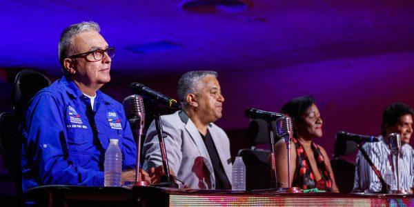 ONA y Corazón Salsero llevan primer festival cultural al Teatro Junín en Caracas (10)
