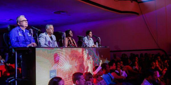 ONA y Corazón Salsero llevan primer festival cultural al Teatro Junín en Caracas (14)
