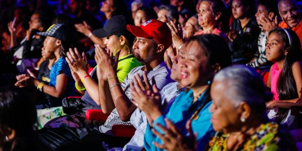 ONA y Corazón Salsero llevan primer festival cultural al Teatro Junín en Caracas (19)