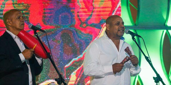 ONA y Corazón Salsero llevan primer festival cultural al Teatro Junín en Caracas (5)