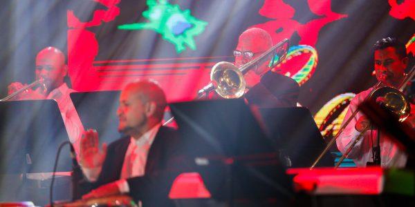 ONA y Corazón Salsero llevan primer festival cultural al Teatro Junín en Caracas (7)