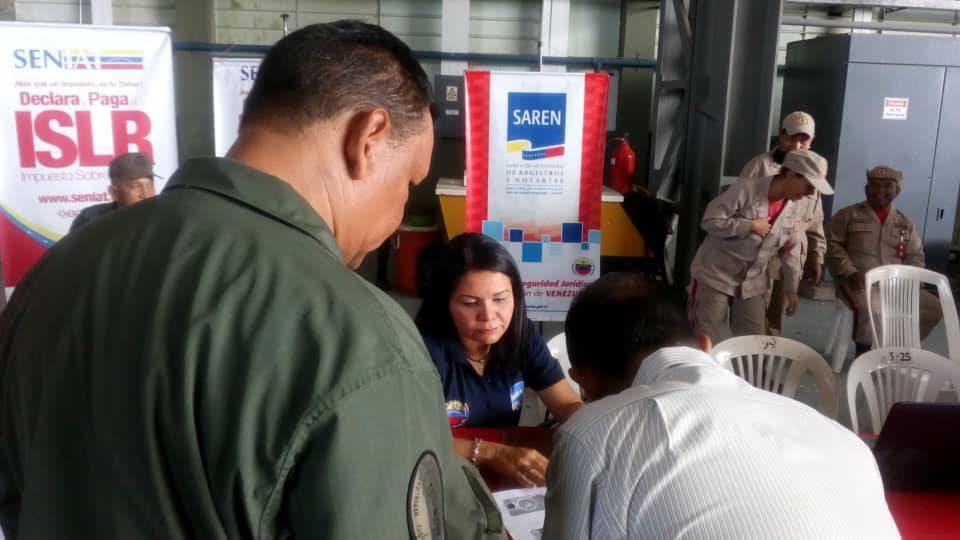 Población cívico-militar en Anzoátegui recibe jornada del Gobierno de Eficiencia en la Calle (1)