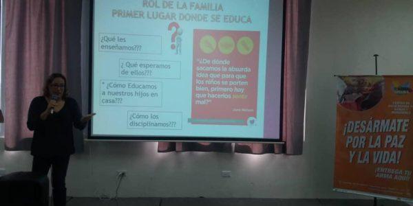 Senades abordó más de 300 personas en el primer Encuentro Formativo Sucre Potencia (1)