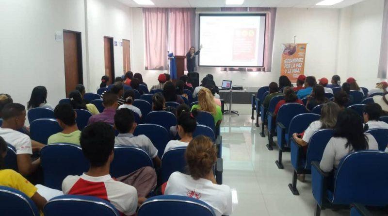 Senades abordó más de 300 personas en el primer Encuentro Formativo Sucre Potencia (2)