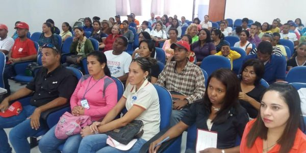 Senades abordó más de 300 personas en el primer Encuentro Formativo Sucre Potencia (5)