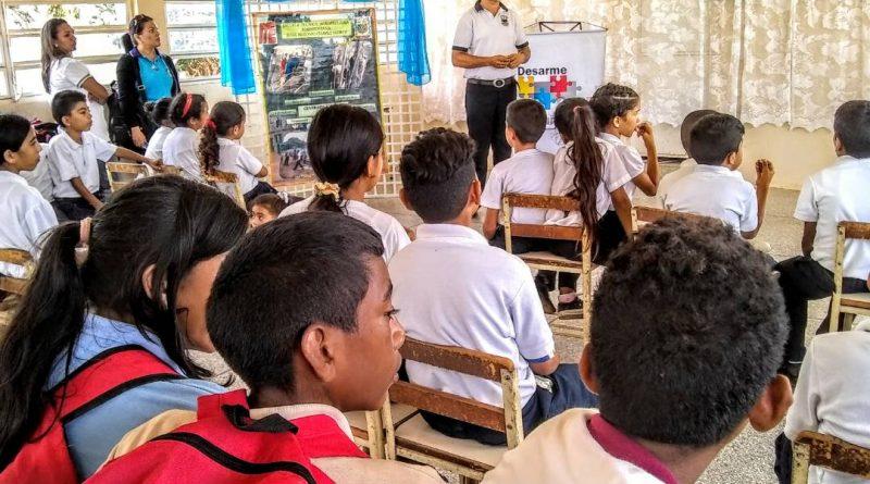 Senades atendió más de 300 estudiantes en Falcón (4)