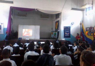 Senades llevó Cine Foro sensibilizador a más de 170 niños y niñas en Monagas