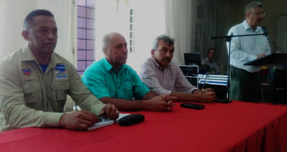 120 Cuadrantes de Paz son incorporados a la Gestión de Riesgo en Guárico y Apure