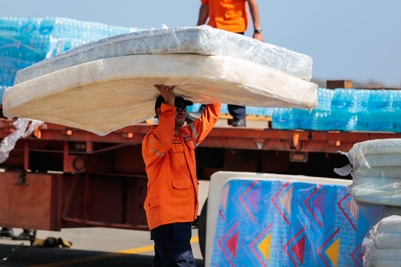 Ayuda integral a familias de Anzoátegui tras afectaciones por las lluvias