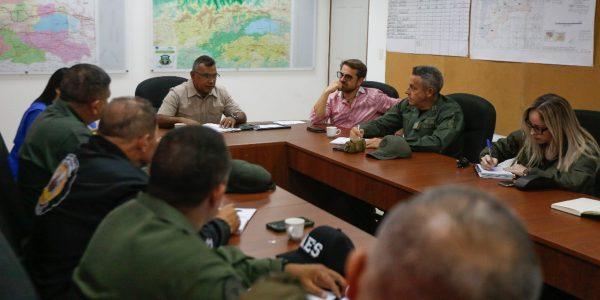 Activan Policía Turística para el resguardo del Campo de Carabobo (2)