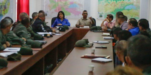 Activan Policía Turística para el resguardo del Campo de Carabobo (7)