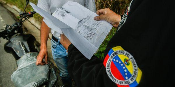 Cicpc desplegó Plan Anti-Secuestro en el municipio Baruta (10)
