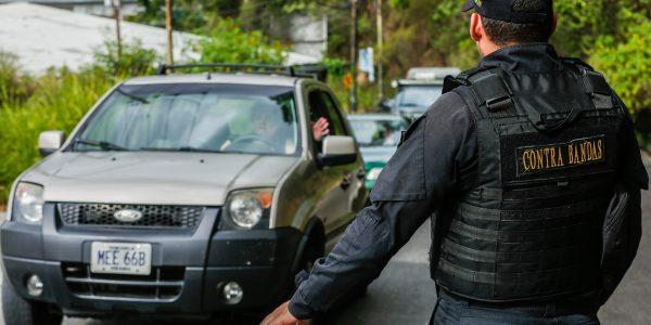 Cicpc desplegó Plan Anti-Secuestro en el municipio Baruta (9)