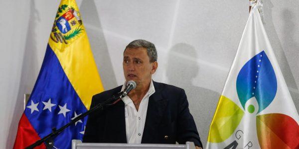 Comisionado Nacional de Integración de la Gmatvv, Rafael Sánchez