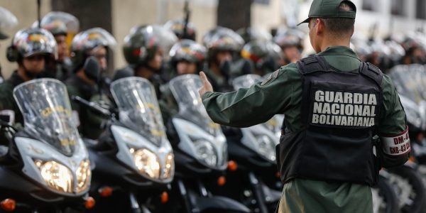 GNB supervisa Cuadrantes de Paz en El Paraíso (1)