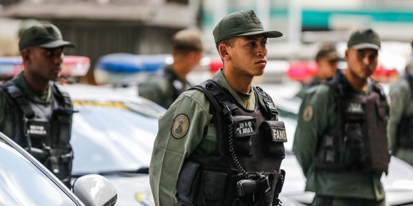 GNB supervisa Cuadrantes de Paz en El Paraíso (2)