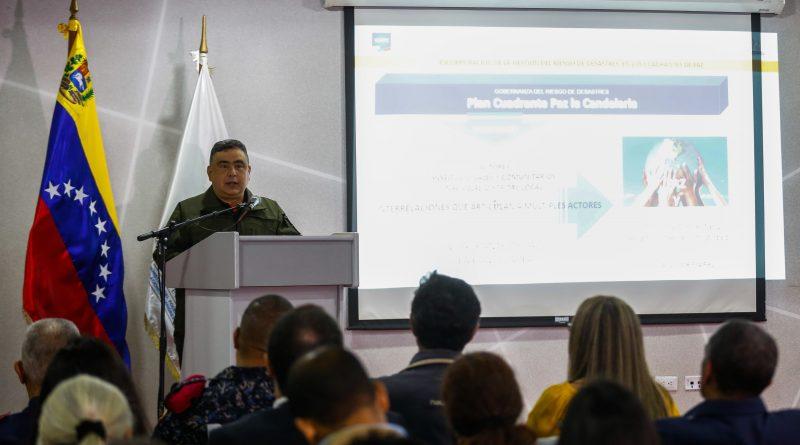 Gobierno Bolivariano incorpora Gestión de Riesgo a los Cuadrantes de Paz (2)