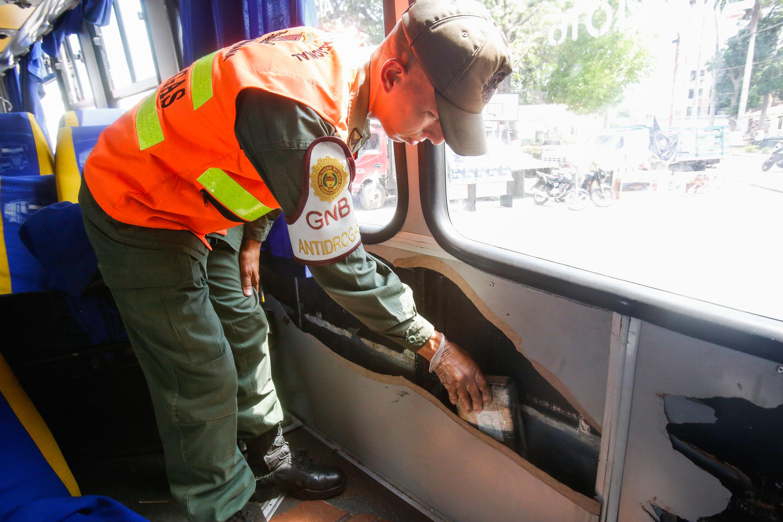 Incautados 571 kg de droga en el oriente del país (18)