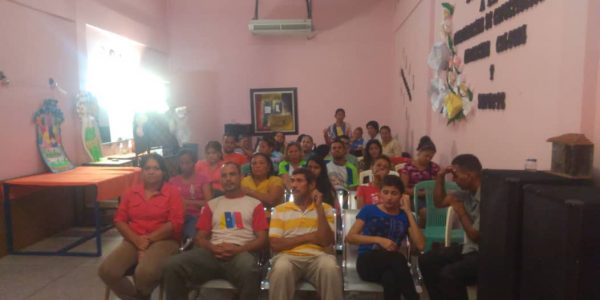 Incodir llevó mensaje preventivo a servidores públicos en Delta Amacuro (2)