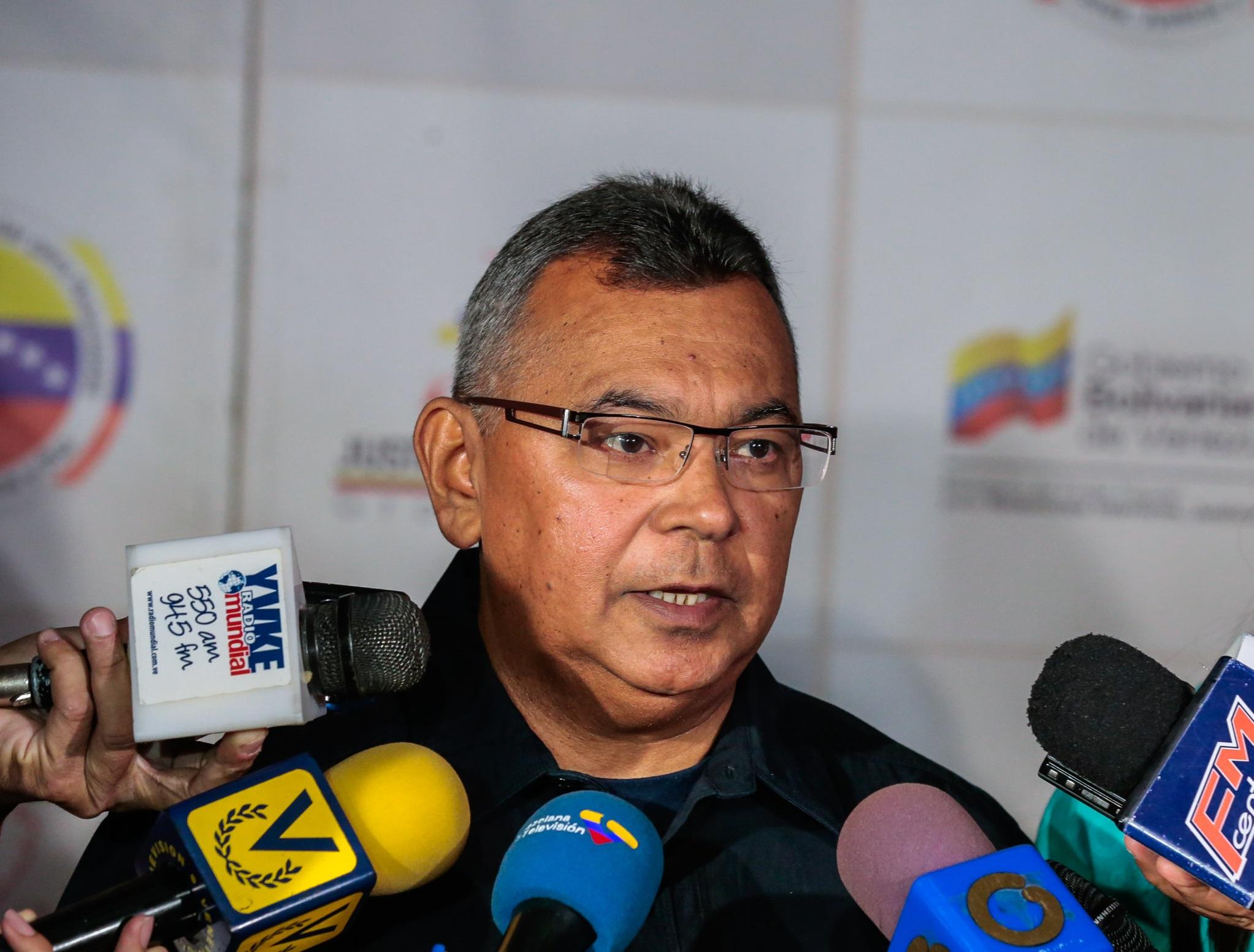 Ministro Reverol: Estampida en el club social El Paraíso causó la muerte de los 18 jóvenes