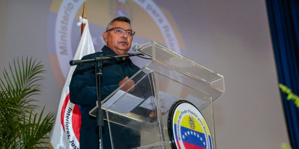 Ministro del Poder Popular para Relaciones Interiores, Justicia y Paz, MG Néstor Reverol (2)