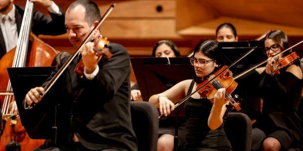 Orquesta Sinfónica Simón Bolívar de Venezuela contribuye en la lucha contra el problema mundial de las drogas (6)