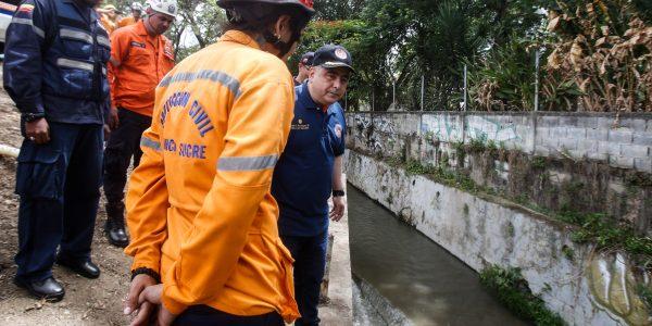 PC Nacional supervisa quebrada Agua de Maíz en Miranda (9)