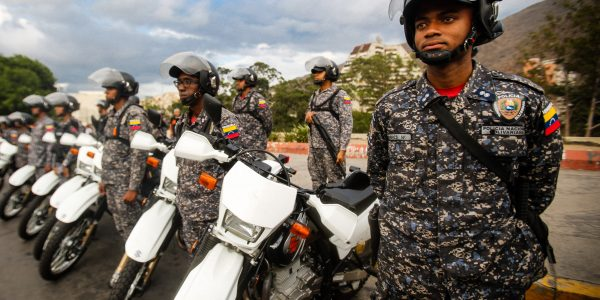 PNB activó dispositivo de seguridad en el Cuadrante Nº 2 de Antímano (5)