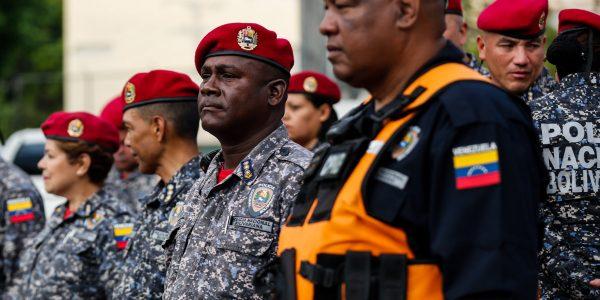 PNB activó dispositivo de seguridad en el Cuadrante Nº 2 de Antímano (6)