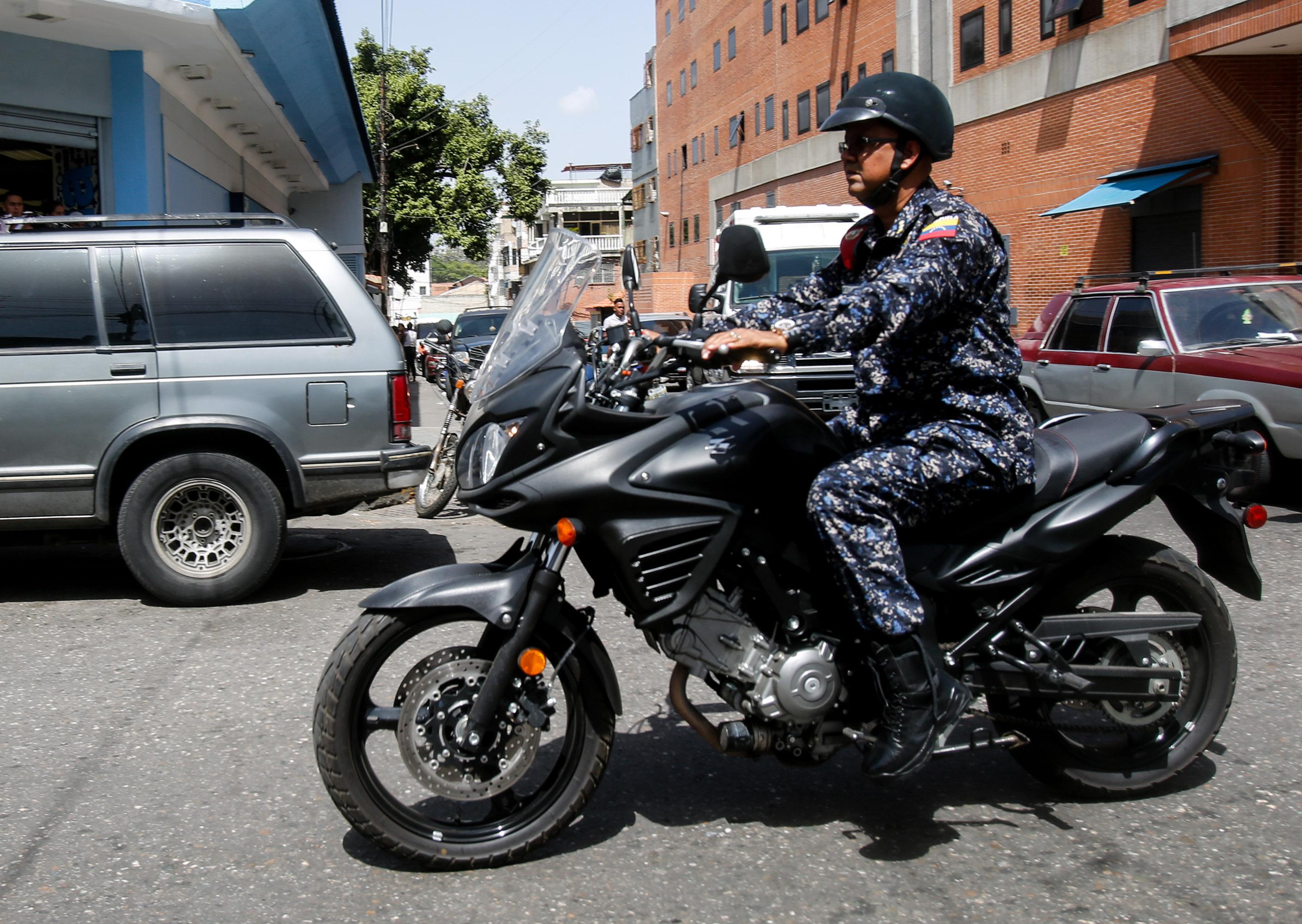 PNB desplegada en la parroquia Sucre para disminuir índice delictivo (11)
