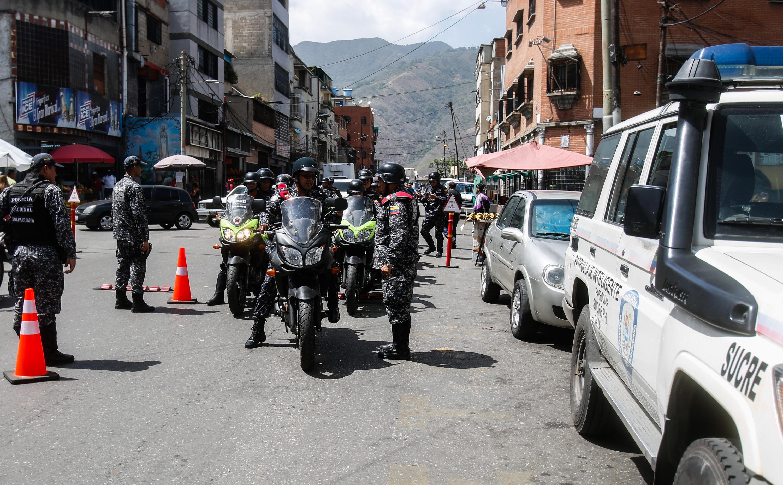 PNB desplegada en la parroquia Sucre para disminuir índice delictivo (9)