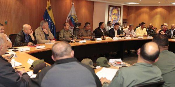Plan Nacional Contra Robo y Hurto de Vehículos iniciará en la Gran Caracas (1)
