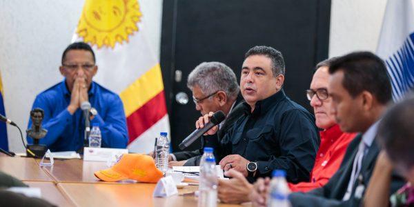 Plan de Seguridad Integral del Aeropuerto Internacional Simón Bolívar inicia este viernes (11)
