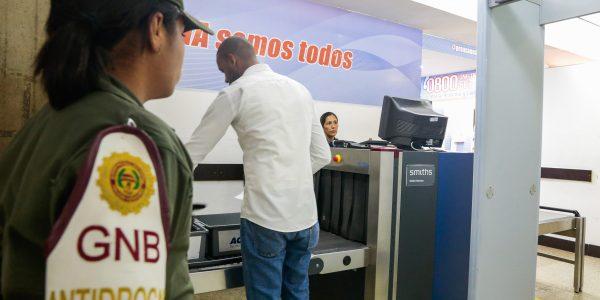 Plan de Seguridad Integral del Aeropuerto Internacional Simón Bolívar inicia este viernes (3)