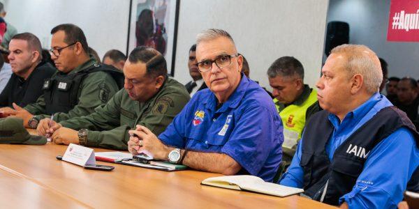 Plan de Seguridad Integral del Aeropuerto Internacional Simón Bolívar inicia este viernes (5)