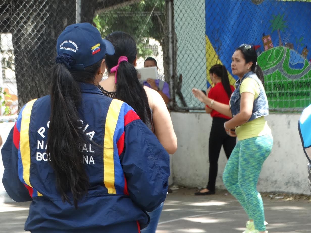 Policía Comunal fortalece relaciones comunitarias en la parroquia San Pedro (2)