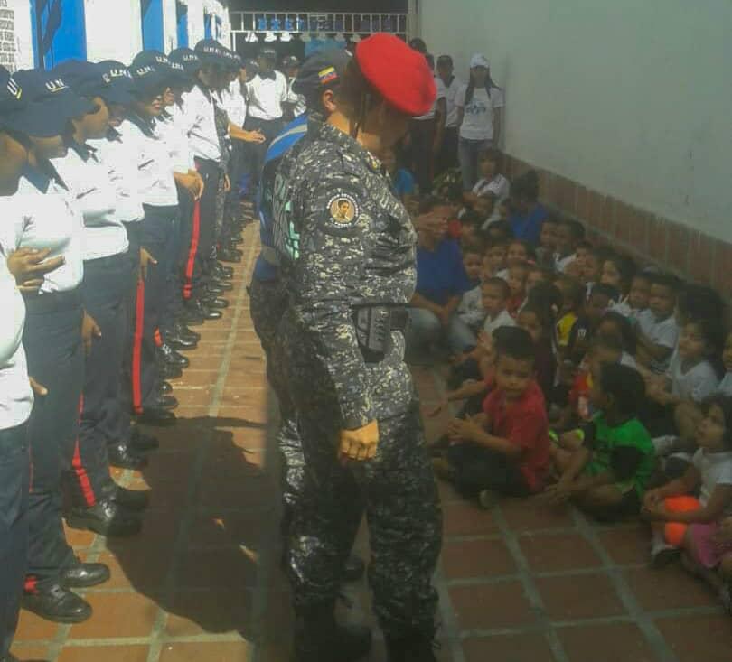 Fotos: Policía Comunal