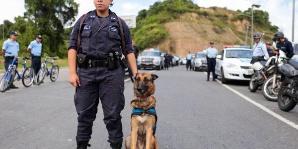 Refuerzan seguridad con despliegue de 300 funcionarios en Miranda (1)