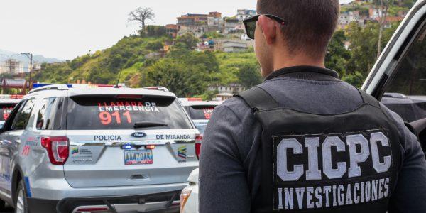 Refuerzan seguridad con despliegue de 300 funcionarios en Miranda (11)