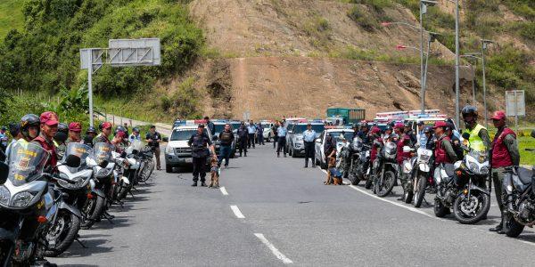 Refuerzan seguridad con despliegue de 300 funcionarios en Miranda (19)