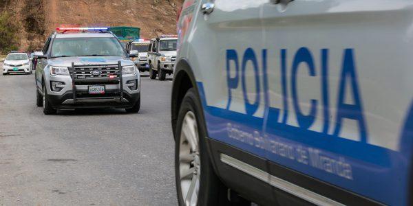 Refuerzan seguridad con despliegue de 300 funcionarios en Miranda (27)
