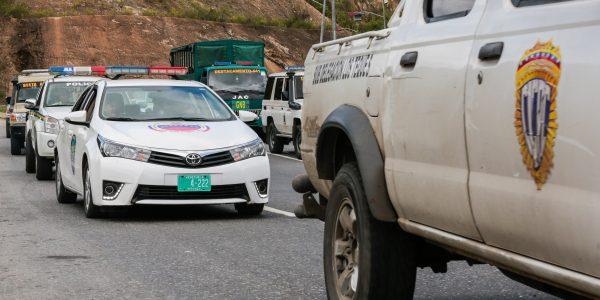 Refuerzan seguridad con despliegue de 300 funcionarios en Miranda (28)