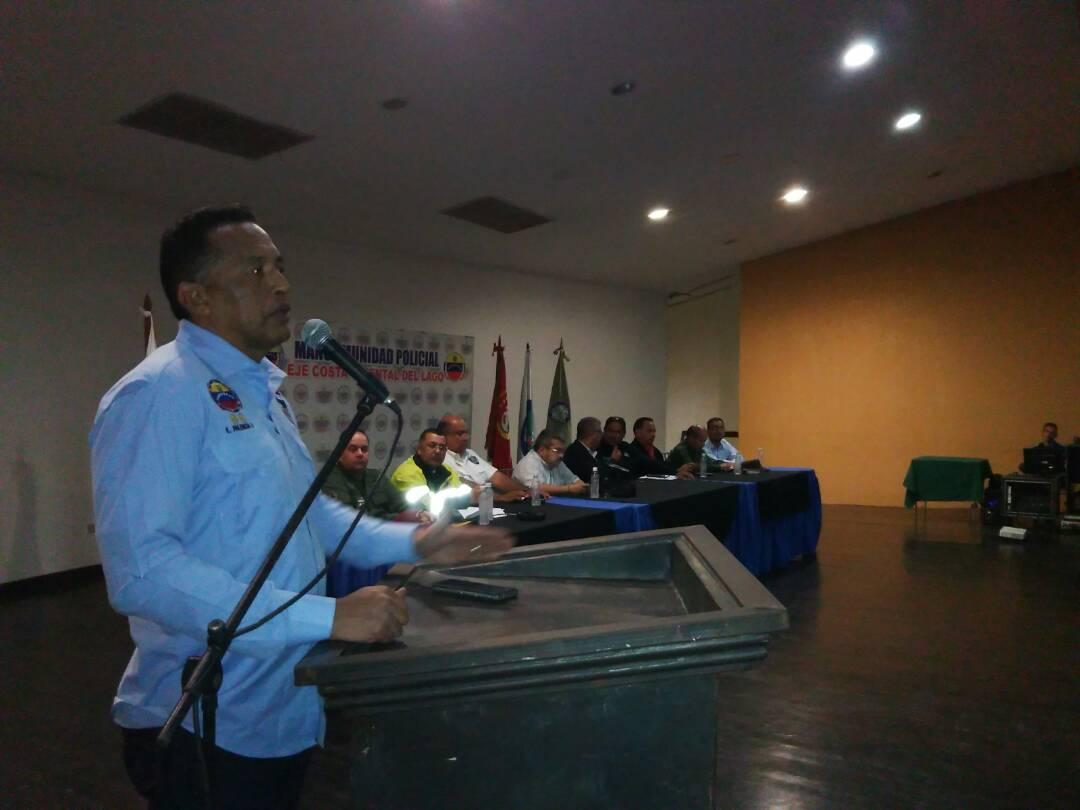 Reportan reducción de delitos en la región occidental (26)